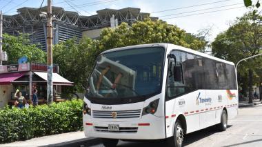 Transmetro anuncia cambios en rutas del sur de la ciudad
