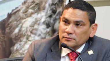 Didier Lobo Chinchilla, exalcalde de La Jagua de Ibirico y actual senador de la República.