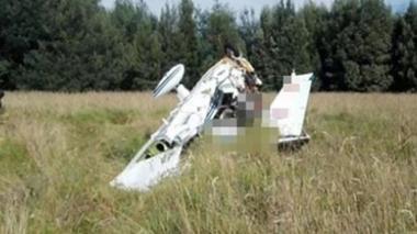Accidente de avioneta deja dos personas fallecidas en Santa Isabel, Tolima