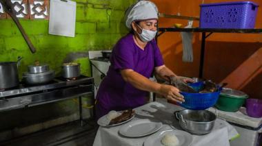 En video | La cocina salvó a la familia de Luz Marina