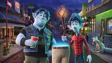 En video | Pixar triunfa en taquilla con el estreno de la fantástica 'Onward'