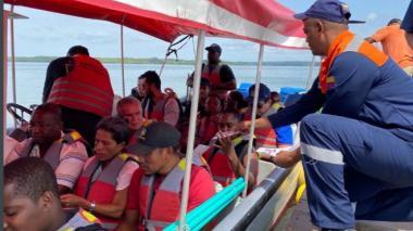 Capitanía de Cartagena extrema medidas por frente frío