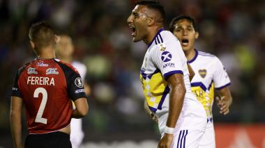 El Deportivo Independiente Medellín no se pudo poner a 'Salvio'