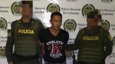 Capturan a presunto miembro del Clan del Golfo en Puerto Colombia