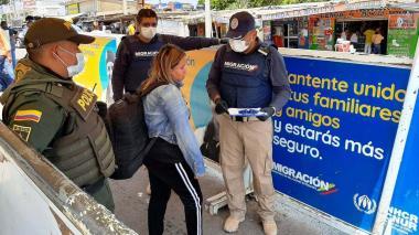 En video | En Paraguachón no hay control a los que ingresan por las trochas