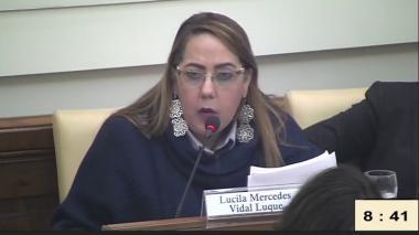 Lucila Vidal, nueva directora de Fiscalía en el Cesar.