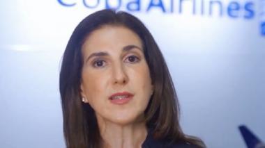 Diana Mizrachi, directora Senior de Experiencia al Cliente de Copa Airlines
