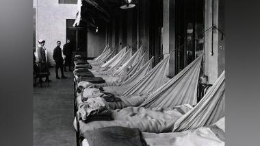 ¿Se puede comparar la pandemia de coronavirus y la gripe de 1918?