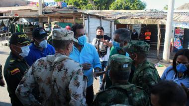 En Paraguachón se cerrarán los comedores comunitarios