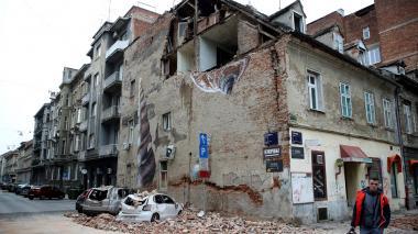Sismo de magnitud 5,3 en Croacia deja heridos e importantes daños materiales