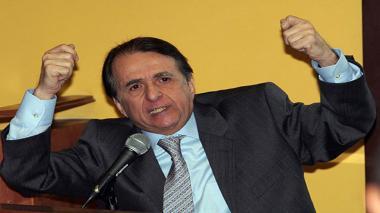 Otorgan libertad condicional al exministro Alberto Santofimio