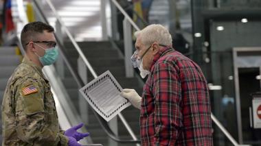 Coronavirus deja más de 3.000 muertos en EEUU, según universidad Johns Hopkins