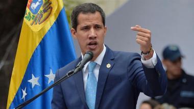 Juan Guaidó, Presidente de la Asamblea Nacional de Venezuela.