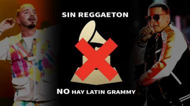 ¡Por fin! Categoría de reggaetón en los Latin Grammy