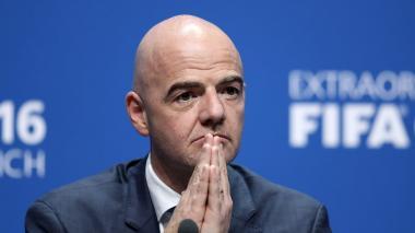 """""""El fútbol será menos arrogante y mas acogedor tras la pandemia"""": Infantino"""