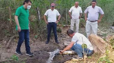 Descubren conexiones fraudulentas de agua en Riohacha y Fonseca