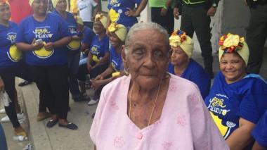 Adiós a Chiquita Montero, la Reina de la Arepa de Huevo