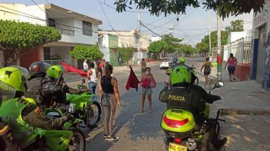 140 samarios han sido sancionados por desacato a la medida de cuarentena