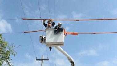 Electricaribe anunció trabajos en redes eléctricas este miércoles en Barranquilla