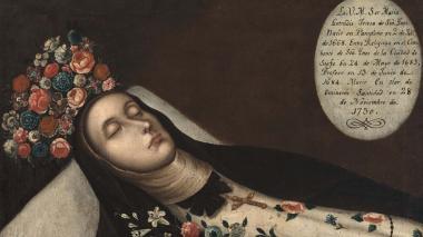 La religión en el arte colombiano
