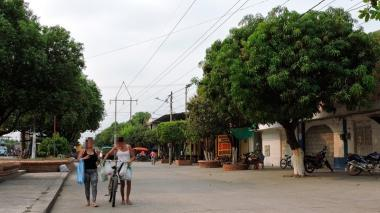 Municipio de Pelaya, sur del Cesar.