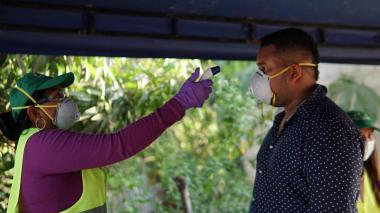 Protocolo establecido de desinfección.