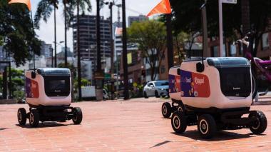 Rappi inicia pruebas piloto de entregas con robots