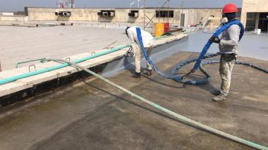 Retoman obras de modernización en aeropuerto Ernesto Cortissoz