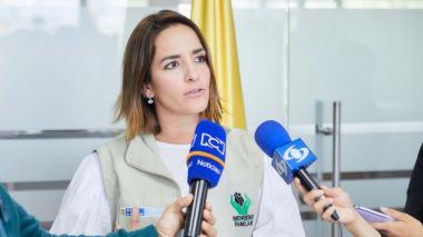 Lina Arbeláez.