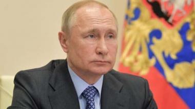 Putin no irá a misa de Pascua ortodoxa debido a restricciones por la COVID-19