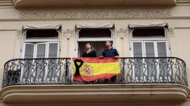 El número de muertos diarios por coronavirus baja a 410 en España