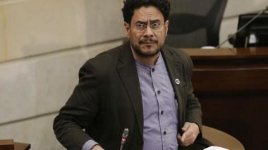 Iván Cepeda, senador.