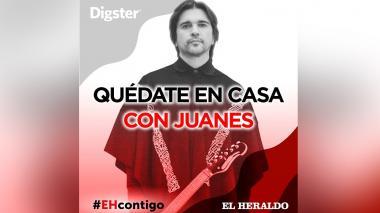 #EHContigo: ¿Qué escuchar en esta cuarentena? Le tenemos esta playlist con lo mejor de Juanes