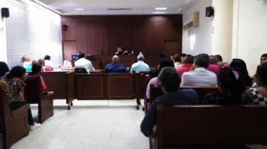 Casa por cárcel a 'expara' ante riesgo de contraer COVID-19