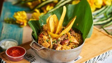 En video | Aprenda a preparar un delicioso arroz trifásico