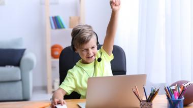 El Día del Niño en modo 'online'