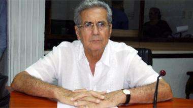 Luis Zapata Donado exconcejal de Barranquilla.