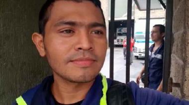 Niegan tutela a joven suspendido de su trabajo por ser sospechoso de coronavirus