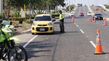 Policía de Tránsito ha impuesto más de 16 mil comparendos en todo el país