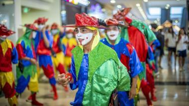 Talleres y muestras folclóricas virtuales para celebrar el día de la danza en el Atlántico