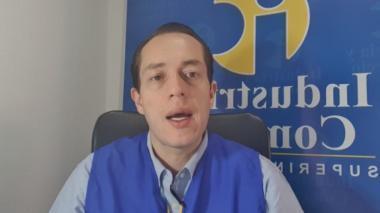 Andrés Barreto, superintendente de Industria y Comercio, informó desde Bogotá la investigación a operadores de boletas.
