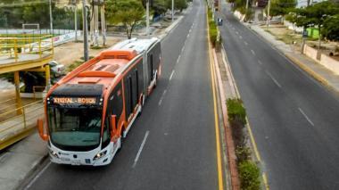 Toque de queda en Cartagena: así operará Transcaribe