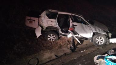 Víctima de accidente en Juan de Acosta estuvo ligada a bacrim y paramilitarismo