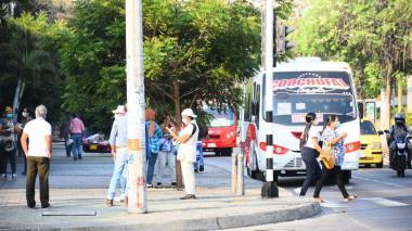 Así es el panorama para conseguir rutas de transporte en Barranquilla