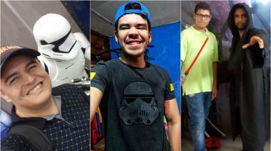 Con maratón de películas, fans de 'Star Wars' celebran su día en el Caribe