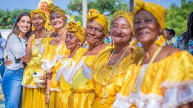 Con cultura se celebra la semana de las madres en el Atlántico