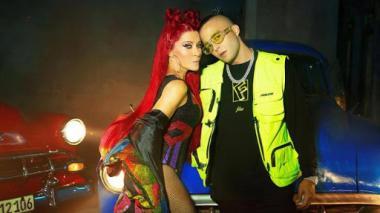 En video | 'Todo el año', el debut de Yuri en la música urbana junto a Nio García