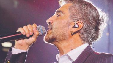 Alejandro Fernández, cantante mexicano.