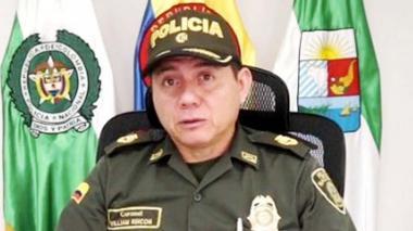 Coronel William Rincón Zambrano
