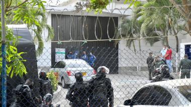 Tutela ordena hacer pruebas de COVID-19 a presos y guardianes de cárceles del Atlántico